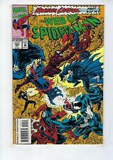 WEB OF SPIDER-MAN # 102 (MAXIMUM CARNAGE Part 6, HIGH GRADE, July 1993), NM