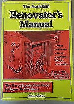 The Australian Renovator's Manual by Allan Staines (Paperback, 1989)
