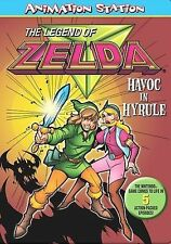 The Legend of Zelda - Havoc in Hyrule by Artist Not Provided