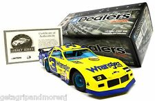 Mint- in Box Action Diecast Car Earnhardt #3 Wrangler 1985 Camaro Gm Dealer Ed.!