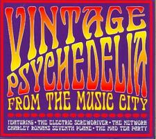 VINTAGE PSYCHEDELIA FROM MUSIC CITY NEW CD