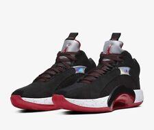 Jordan 35 XXXV BRED Black/Fire Red/Reflect Silver Size 8.5 Last Ones 🔥🔥🔥