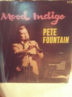 "Pete Fountain ""Mood Indigo"" 1966 Jazz LP, VG+, On Coral #CRL-757484, Stereo"