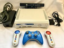 New listing Microsoft Xbox 360 Pro/Premium System White Console Bundle Tested And Working