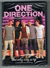1d - one direction - the only way is up-unauthorized bio-dvd new new neu