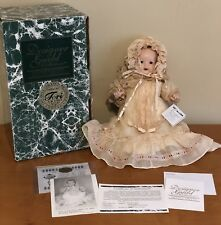 Georgina Designer Collectible Doll ~ Patricia Loveless Le # 247 w/Coa & Box