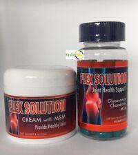 Flex Solutions Cap & Cream ABee Muscle Analgesico Therapy antiflamatory bee