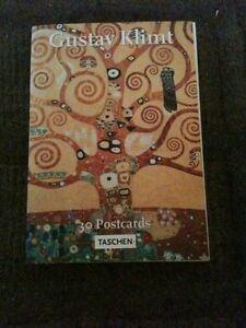 Brand New: 30 Postcards : Gustav Klimt