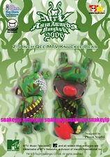"Toy2R x Touma Toumart Knuckle Bear 2.5""Qee for MTV Asia Awards Bangkok 2006"