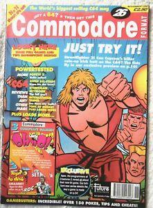72007 Issue 26 Commodore Format Magazine 1992