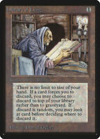 Library of Leng - BETA Edition - Old School - MTG Magic The Gathering