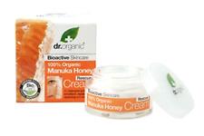Dr. Organic Bioactive Organic MANUKA HONEY 15+ 24hr rescue cream 50ml