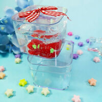 1Pc Plastic Transparent Storage Container Box For Light Clay Foam Mud Tool FT