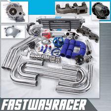 95-02 Cavalier Sunfire 2.2L DOHC T04E T3 T3/T4 Turbo Kit Cast Turbo Manifold 96