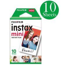 10sheets Instax mini White Instant Film For Mini 7s 8 9 25 50 90 Camera