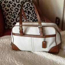 COACH HAMPTON HANDBAG  F11198!!!! NWOT!!!!!! FREE COACH WALLET NEW!!!!
