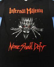 INFERNAL MAJESTY, SMALL T-SHIRT