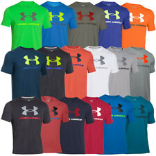 Under Armour Sportstyle Logo T-shirt Grey s