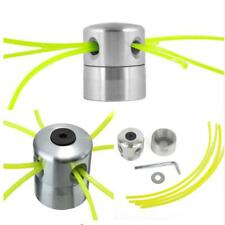 Petrol Strimmer Bump Feed Line Spool Brush Cutter Grass Trimmer Head Aluminium H