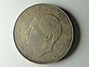 Romania 500 Lei 1941, Silver coin