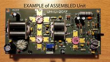 Power Amplifier Unit for HF Amateur Transceiver 30-40Watts. Kit for Assembly.