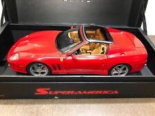 Ferrari Superamerica Hot Wheels Super Elite 1/18