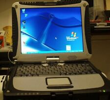 Panasonic Toughbook CF-19  MK4 I5-540M Dual Touch 4 Gb 250 Gb W7 Pro Garanzia !