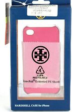 TORY BURCH FRENCH ROSE / PINK HARDSHELL IPHONE 4/4S MOULDED CASE