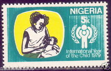 NIGERIA - 1979 - Sc. #376 - INTERNATIONAL YEAR OF THE CHILD 1979 - MNH 5k Stamp