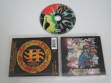 OUTKAST/AQUEMINI(LAFACE 73008 26053 2) CD ALBUM