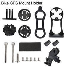 Aleación bicicleta tallo extensión computadora soporte para Garmin Edge GPS