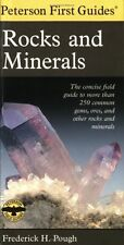 Peterson First Guide to Rocks and Minerals by Frederick H. Pough