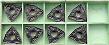 8 Wendeschneidplatten Wendeplatten Walter WNMG080404-NM4, WNMG431-NM4, WPP20