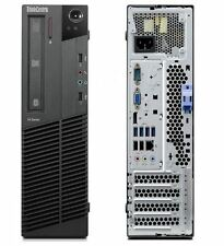 Lenovo Thinkcentre M92p SFF,i5 3470 3,2 GHz, 8 GB Ram, 500 GB HDD, DVD RW