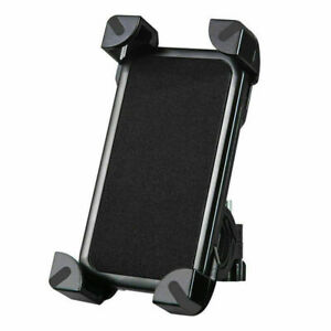 Black Bicycle Cycling MTB Mount Holder Bracket For Mobile Phone