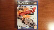 1483 Playstation 2 Burnout 3 Takedown PS2 PAL