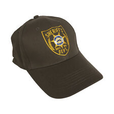 Sheriff Grimes Hat The Walking Dead Rick Costume Shane Walsh Baseball Cap