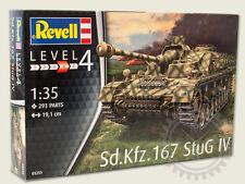 Revell 1/35 Sd.Kfz. 167 StuG IV # 03255   FIRST CLASS POST