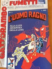 Uomo Ragno n.7 con bollino - Star Comics Ottimo