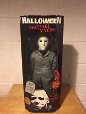 "Halloween Michael Myers 18"" figure Rare Horror NIB"