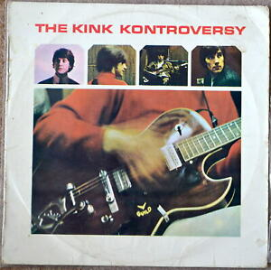 The Kinks - The Kink Kontroversy 1965 Rare New Zealand Issue