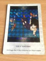 DRAGON BALL Z GT DBZ HONDAN PART 9 REGULAR CARD CARTE A L/'UNITE//CHOOSE FROM LIST