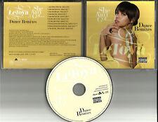 LETOYA Luckett She Ain't Got 10 TRX w/ REMIXES & DUBS PROMO CD Destiny's Child