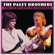 THE PALEY BROTHERS The Complete Recordings cd 1976-79 Real Gone Music label NEW
