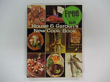 Vintage 1967 House & Gardens New Cook Book Distrubution by Simon & Schuster