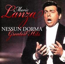 CD MARIO LANZA Nessun dorma Greatest Hits 2cds