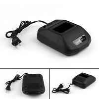 1Pcs Desktop Battery Rapid Charger For Motorola GP68 GP-68 Two-Way Radio T2