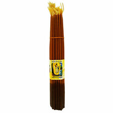 """Purification Bee wax Candles Jerusalem 9"""" Blessed Church Honey Scented"""