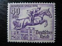THIRD REICH Mi. #616 mint MNH Summer Olympics stamp! CV $55.00
