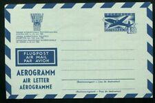 Austria Postal Stationary Air Letter Aerogramme LF10 mint       6a167
